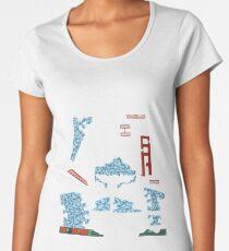 Snowmageddon - ohms' Custom Worms Armageddon Level Women's Premium T-Shirt