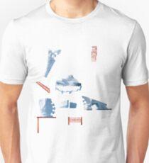 White Islands - ohms' Custom Worms Armageddon Level Unisex T-Shirt