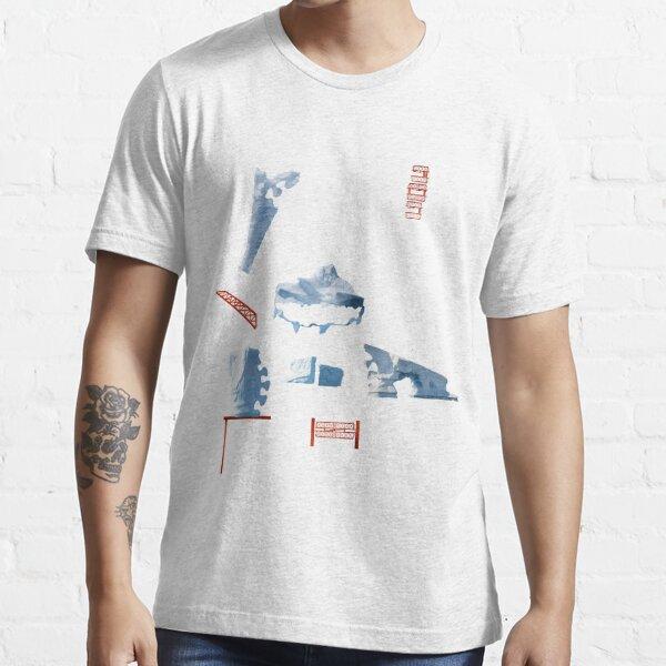 White Islands - ohms' Custom Worms Armageddon Level Essential T-Shirt