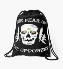 Irish MMA Ireland - Fear of the opponent  Drawstring Bag