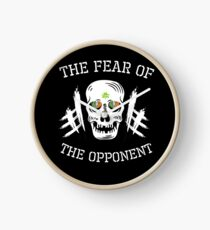 Irish MMA Ireland - Fear of the opponent  Clock
