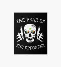 Irish MMA Ireland - Fear of the opponent  Art Board