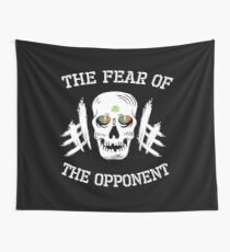 Irish MMA Ireland - Fear of the opponent  Wall Tapestry
