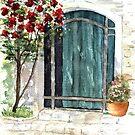 Italian Door by LinFrye