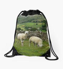 In the Moors Drawstring Bag