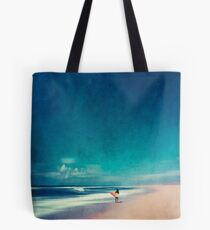 Summer Days - Going Surfing Tote Bag