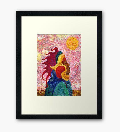 Shaman Framed Print