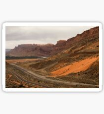 Heading Up Arches - 1 ©  Sticker