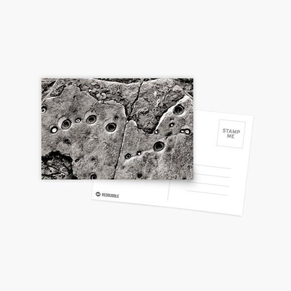 Rock Circles Postcard