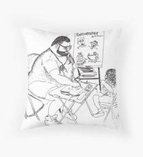 David Dameco Down Under Throw Pillow