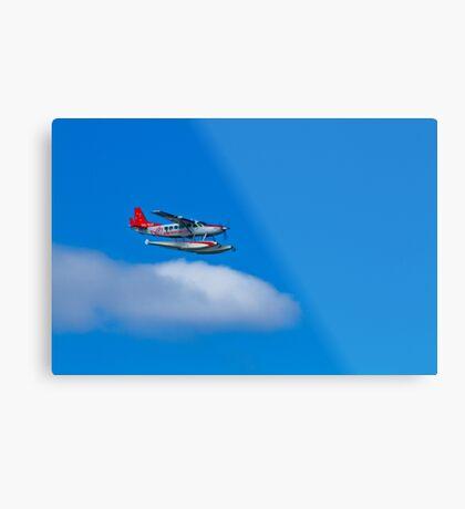 See Sea Plane - Sydney - Australia Metal Print