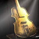 Joe's Violin by Al Bourassa