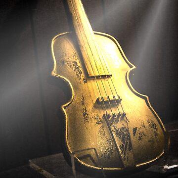 Joe's Violin by alabca