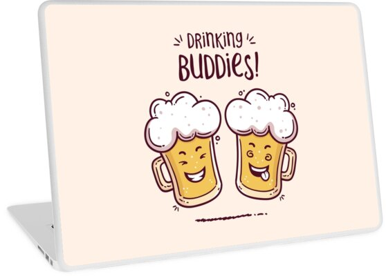 Drinking Buddies - Beer Lovers by zoljo