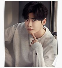 Lee Jong Seok Poster