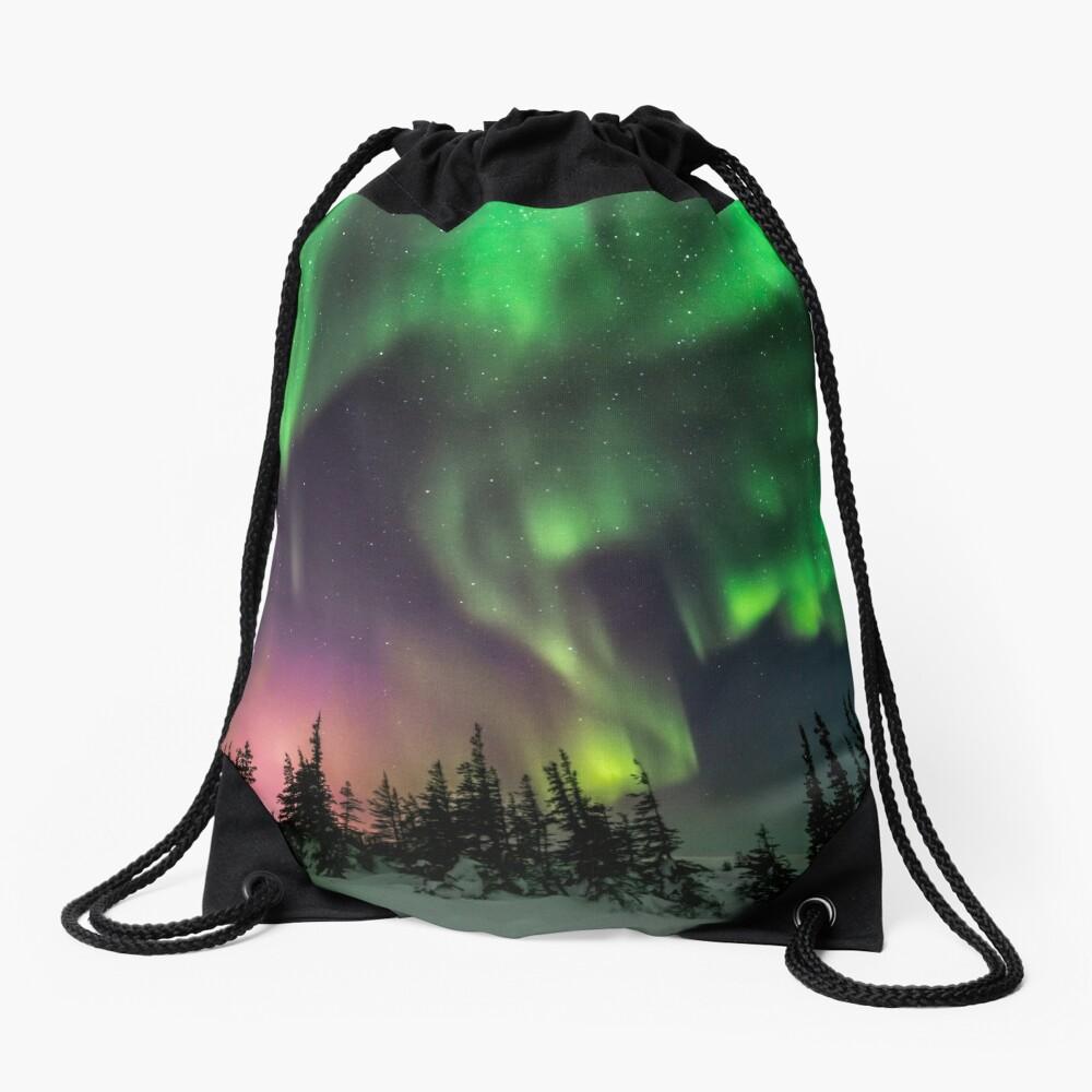 Aurora Drawstring Bag