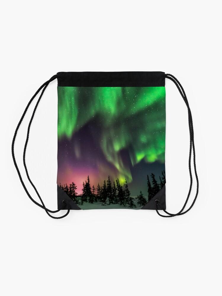 Alternate view of Aurora Drawstring Bag