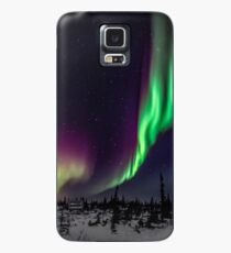 Northern Lights  Case/Skin for Samsung Galaxy