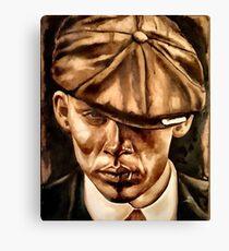Peaky blinders ' john ' Canvas Print