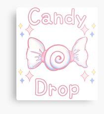 Candy Drop Sparkle - 2018 Metal Print