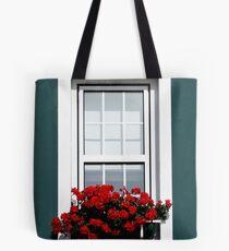 Gorey Window Tote Bag