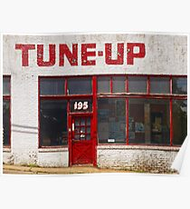 tune up Poster