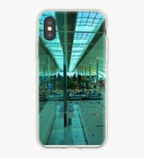 Dubai International Airport Terminal iPhone Case