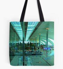 Dubai International Airport Terminal Tote Bag