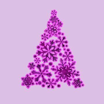 Purple tree? by Zmagine