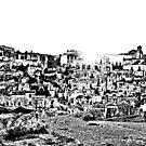 Sassi di Matera by Giuseppe Cocco