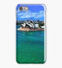 Sydney Harbour - Australia iPhone Case/Skin