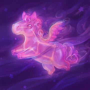Sparkling Stars - Pegasus Constellation by penguinstein