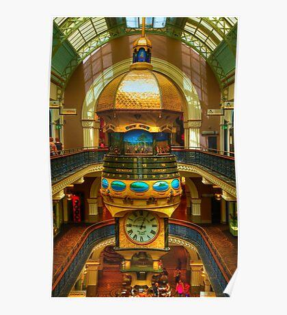 Queen Victoria Building - Sydney - Australia Poster