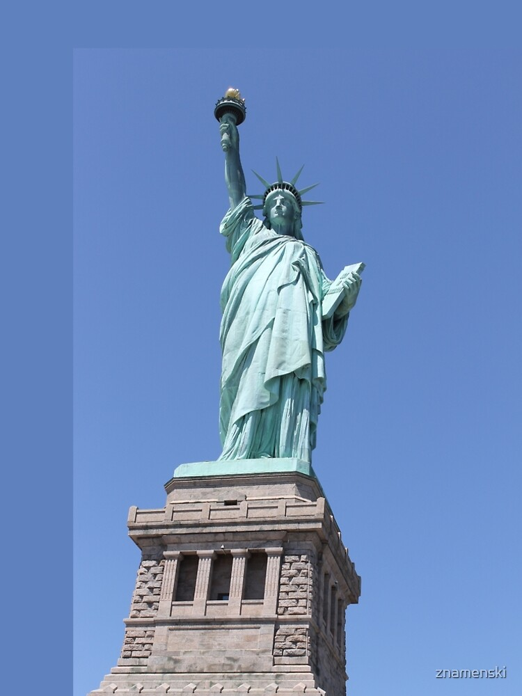 New York, Statue of Liberty, #NewYork, #StatueOfLiberty, #New, #York, #Statue, #Liberty by znamenski