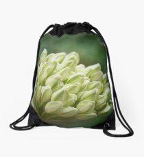 Agapanthus In Bud Drawstring Bag
