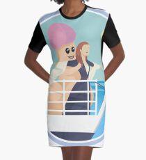 Titadick Graphic T-Shirt Dress