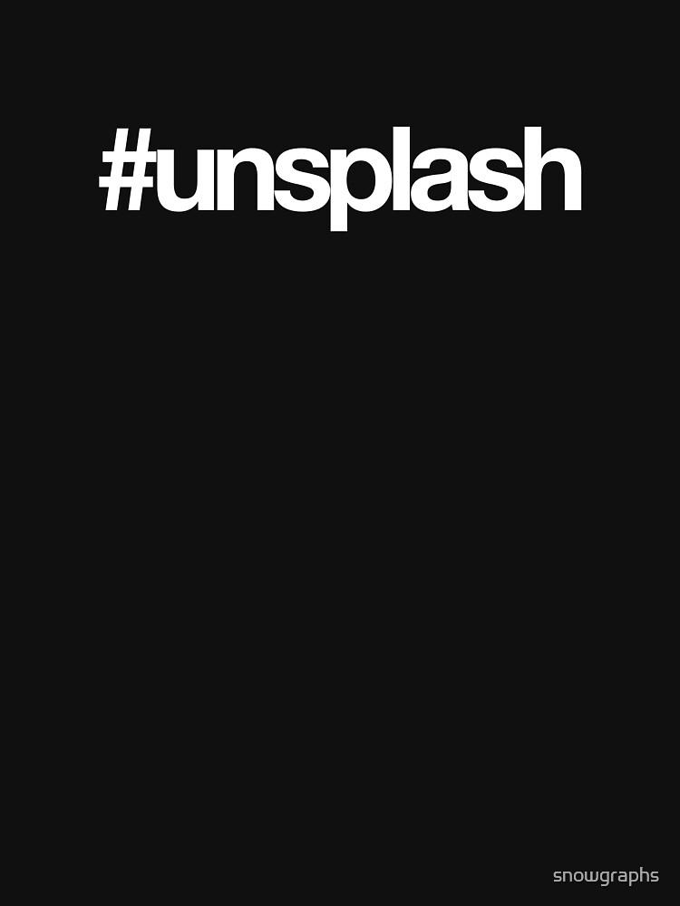 #unsplash  by snowgraphs