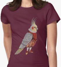 Petit monsieur Maxime Women's Fitted T-Shirt