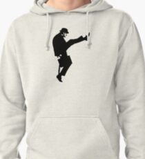 The Funny Walk Ministry Pullover Hoodie
