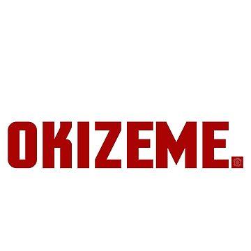 Okizeme by Eye Voodoo - Eat Sleep Repeat by eyevoodoo