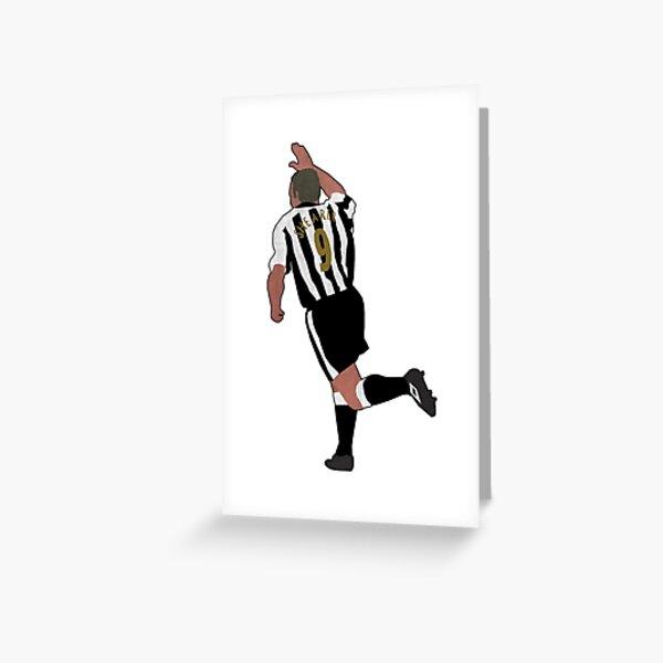 Shearer 9 Raised Arm Celebration Greeting Card