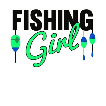 Fishing Girl Cool Fishing Lovers Vintage Tee by Zkoorey
