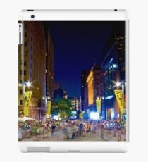 Martin Place - Sydney Festival First Night - Australia iPad Case/Skin