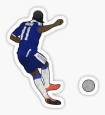 Didier Drogba Champions League-Sieger Sticker