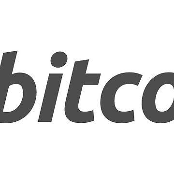 Classic bitcoin logo HD by antqn