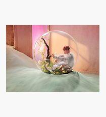 #BTS #방탄소년단 #LOVE_YOURSELF 結 'Answer' Concept Photo E version #Jimin Photographic Print