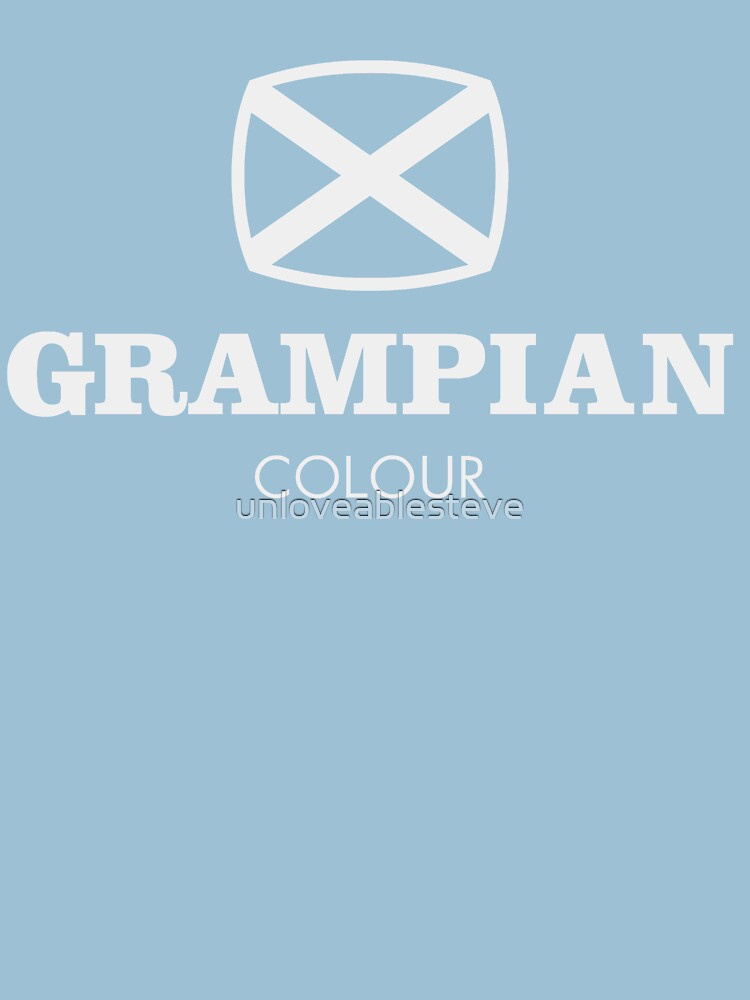 Grampian retro TV logo  by unloveablesteve
