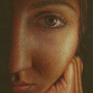 Self-Portrait in Prisma  by laumbach90