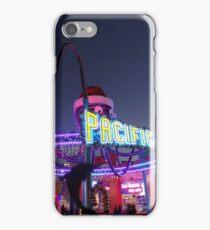 California Pacific Park Santa monica Pier iPhone Case/Skin
