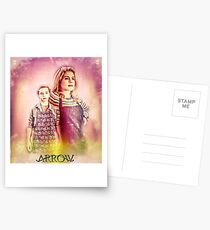 Felicity & William - Arrow Postcards